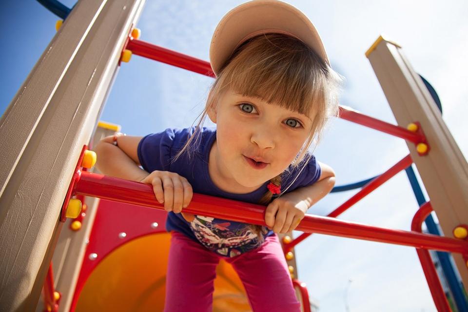 Детский праздник в ЖК «Новогорск Парк»