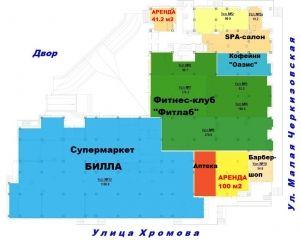 Аренда коммерческой недвижимости в ЖК «ReForm» в районе Преображенское