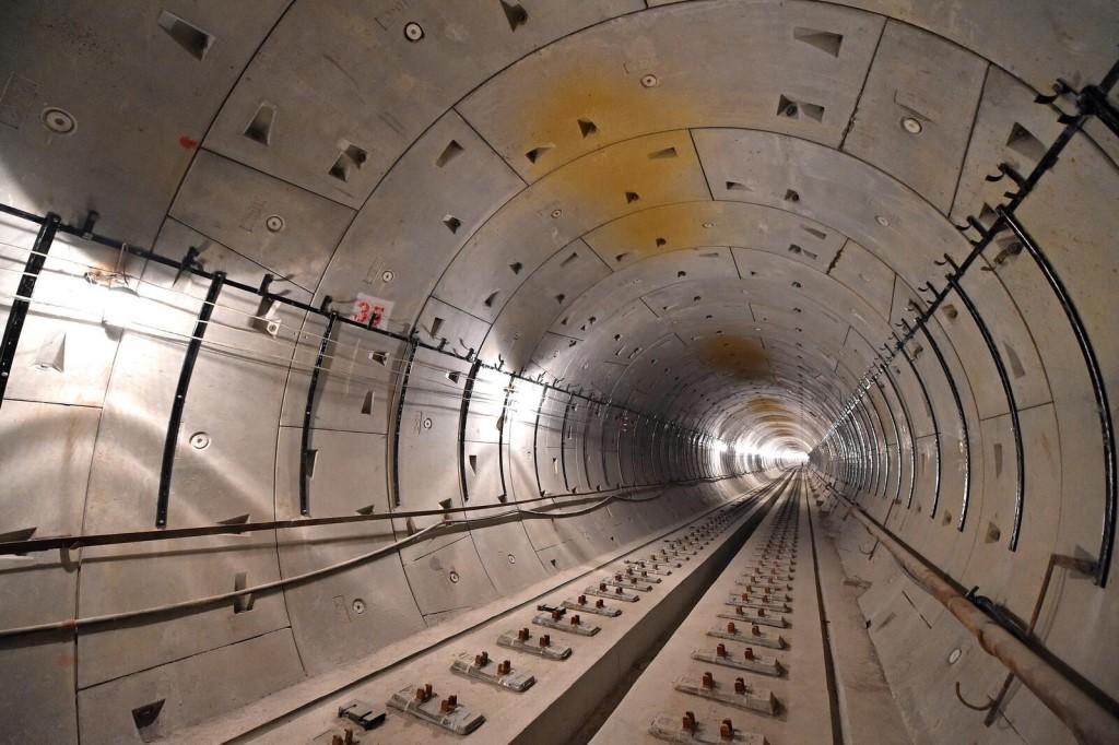 На «синей» линии метро вырастет количество пересадочных станций