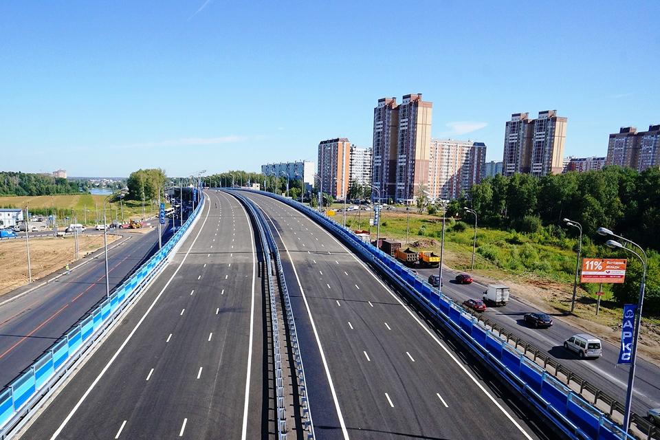 Рядом с Nord откроется Дублер Дмитровского шоссе