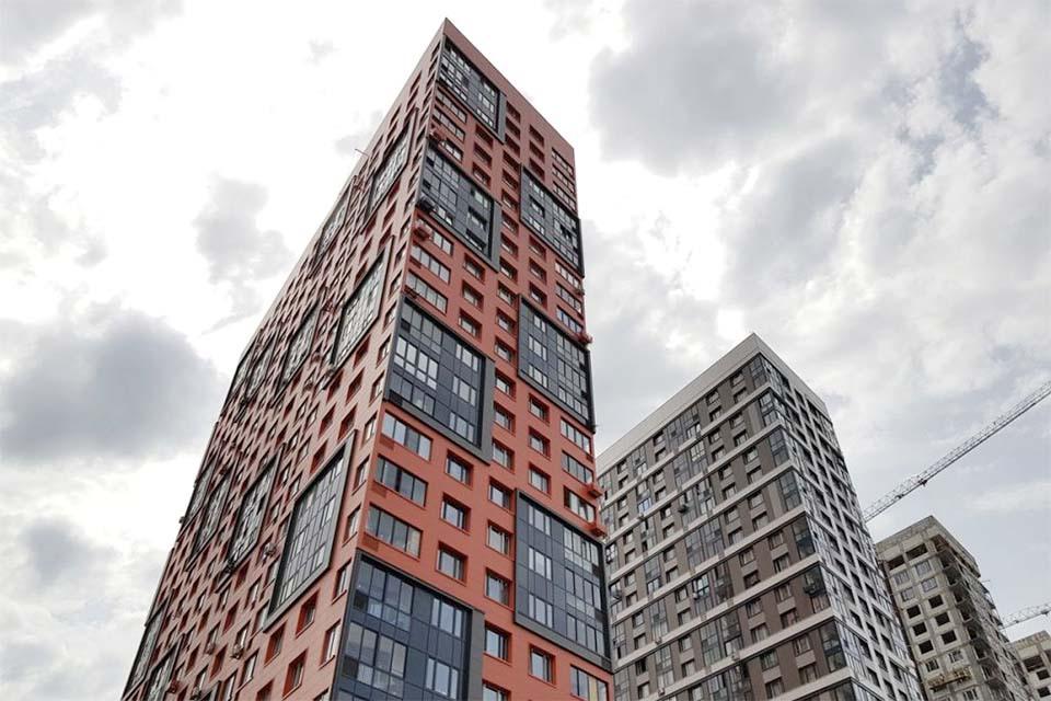 ЖК «Парк Легенд»: в продажу вышли квартиры на 24 этаже!