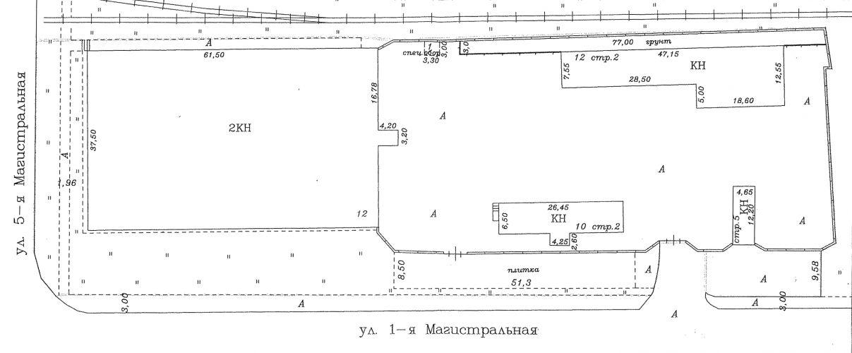 Аренда производственно-складского комплекса в районе Хорошевский