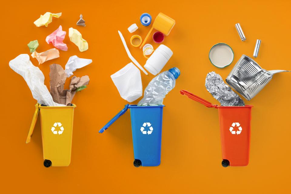 Начни с себя! Как спасти мир просто сортируя свой мусор