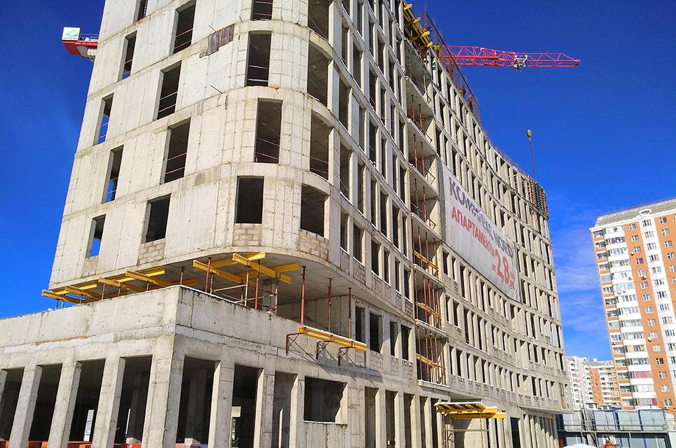 Nord: ход строительства