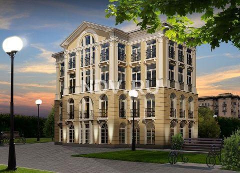Клубные дома Москвы