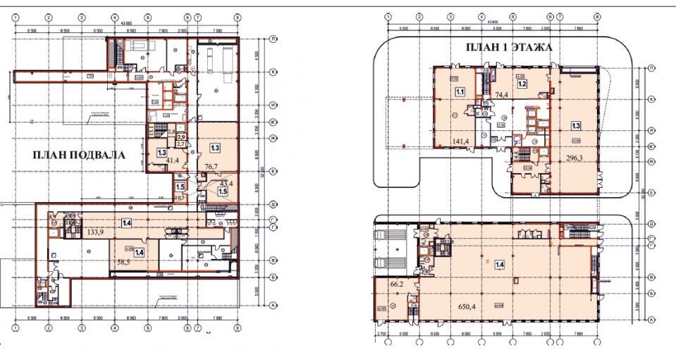 Арендный бизнес в жилом доме «Комплекс апартаментов Nord», 969,5 м2 за 137 700 005 руб.
