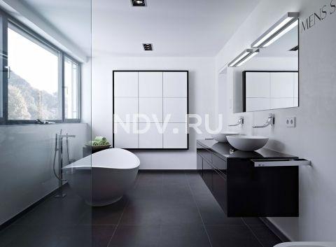 Дизайн ванной комнаты: 9 трендов и идей