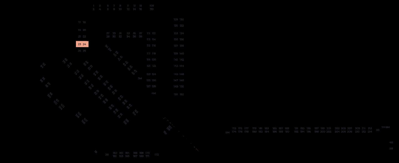 Машиноместа №023/024