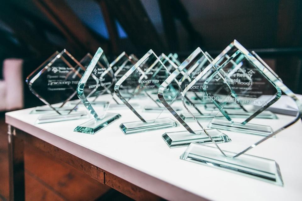 НДВ вошла в шорт-лист премии Move Realty Awards