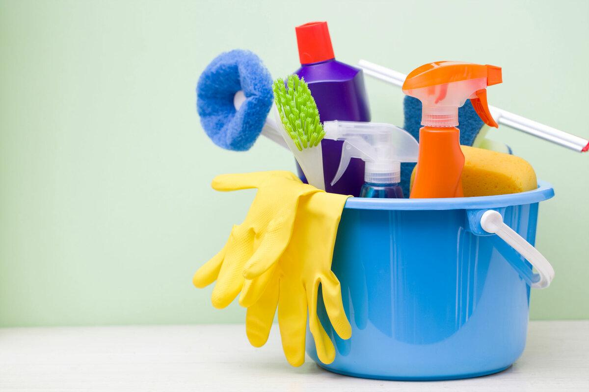 Генеральная уборка: простые правила для настоящих чистюль