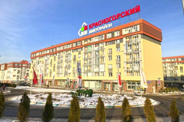 НДВ: Мкр. «Красногорский»: новости строительства