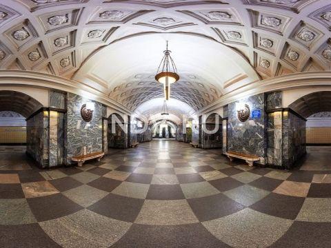 PANORAMA360, 7 чудес московского метро или «Психотипы людей»