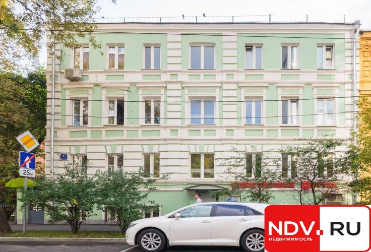 Продажа ПСН в отдельно стоящем здании в районе Тверской