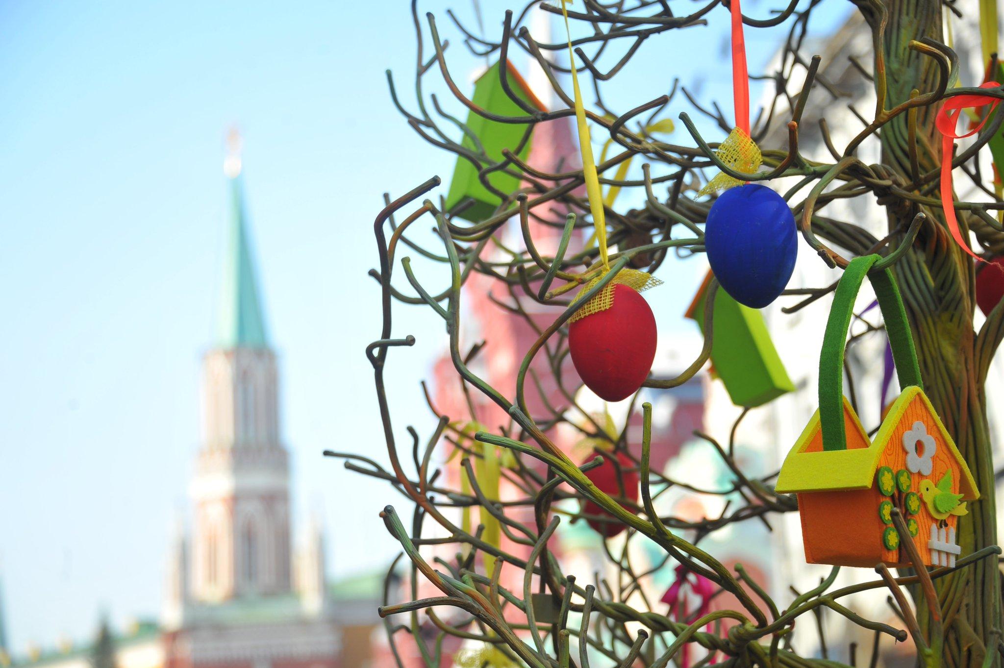 Светлая Пасха, Россия в миниатюре и «Первое свидание»