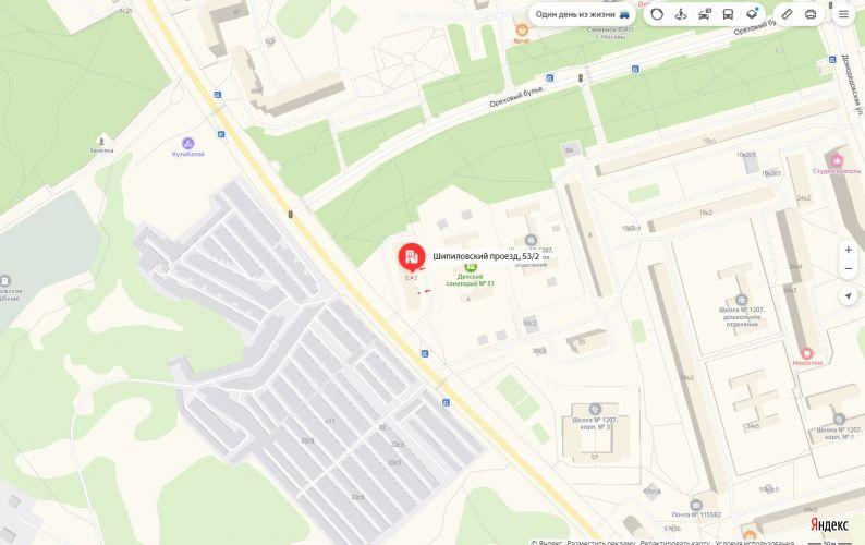 Продажа коммерческой недвижимости в жилом доме «Шипиловский проезд» в Москве
