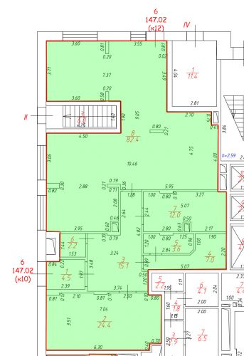 ПСН в ЖК «ЖК Лидер Парк Мытищи», 147,02 м2 за 159 517 руб.