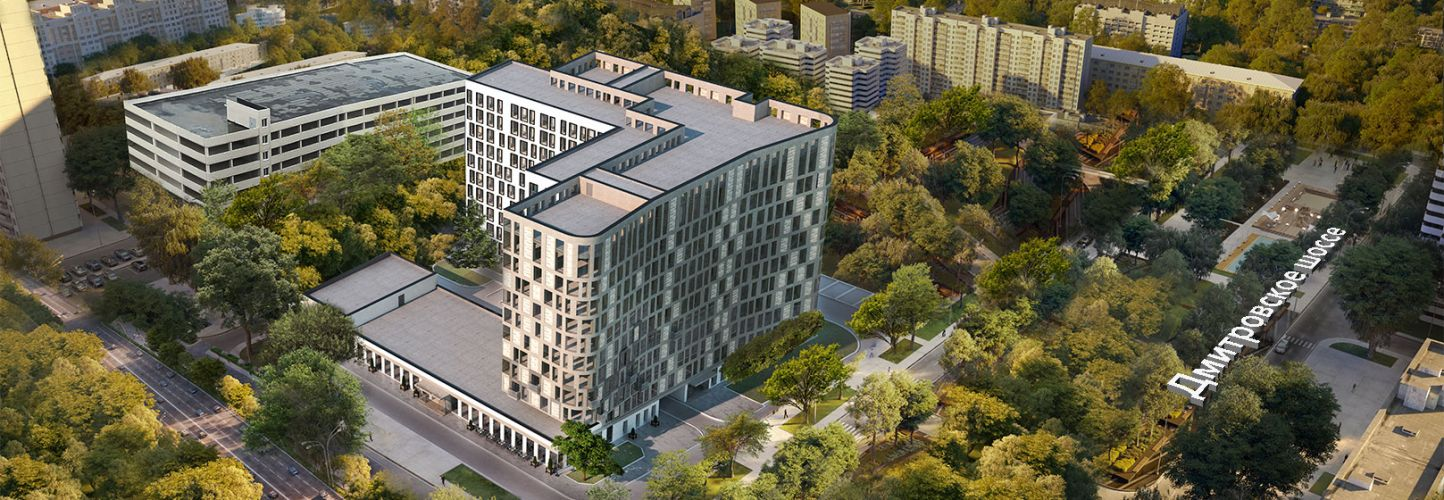 Продажа коммерческой недвижимости в жилом доме «Комплекс апартаментов Nord» в районе Северный