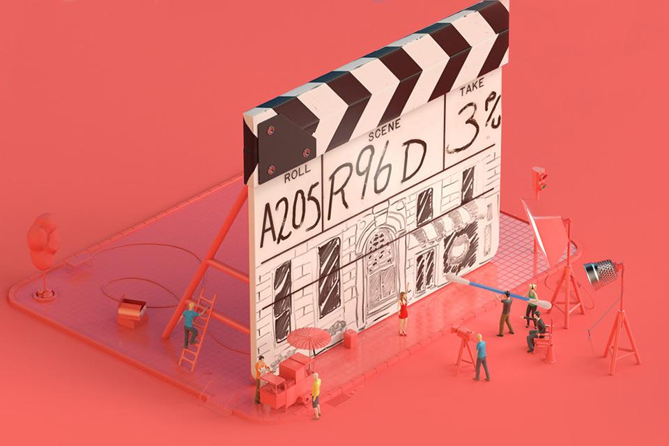 Что смотреть на выходных: лучшие интерьеры в кино
