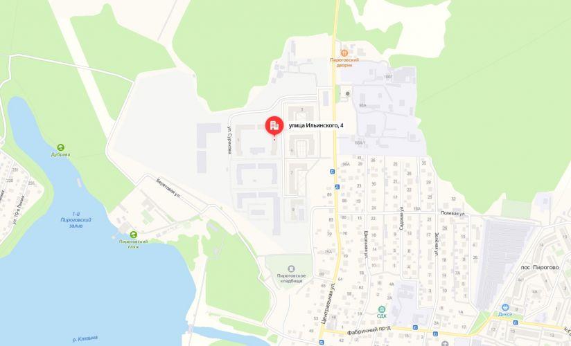 Аренда коммерческой недвижимости в ЖК «Пироговская ривьера» в