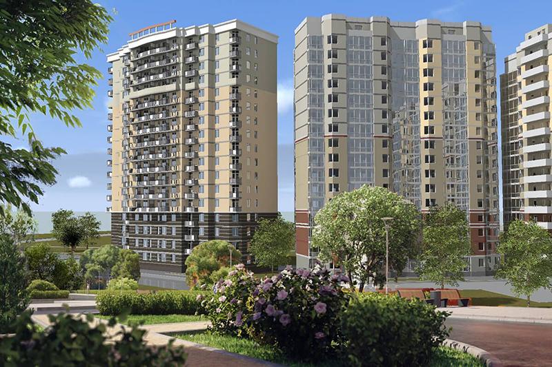 НДВ: ЖК «Восточный»: квартиры от 888 000 рублей!