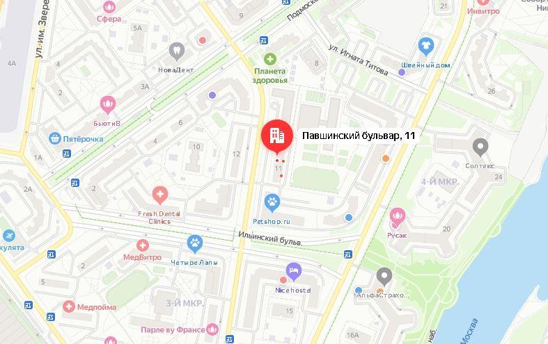 Продажа ПСН в жилом доме в Красногорске