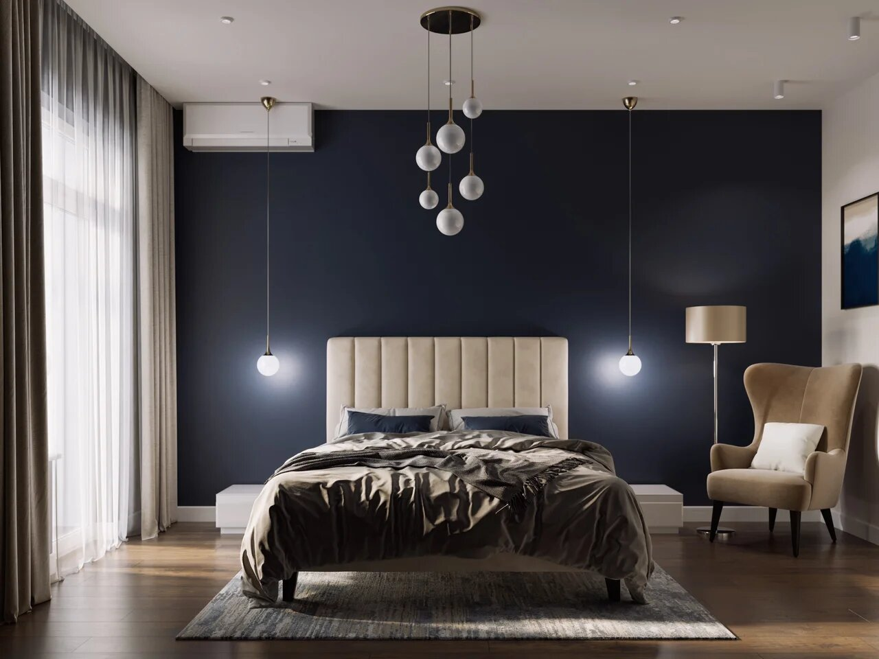 Дизайн маленькой квартиры: 6 главных принципов обустройства студии