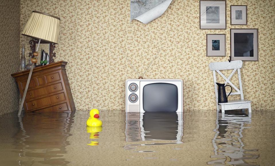 Потоп, ремонт и другие неприятности