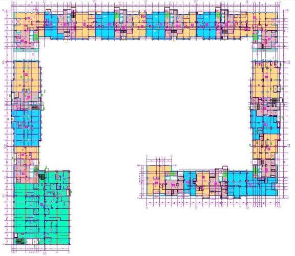 ПСН в ЖК «Лучи», 127,3 м2 за 19 731 500 руб.