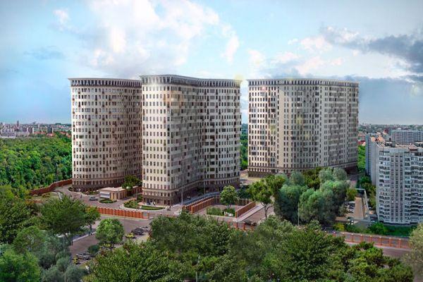 НДВ: ЖК «Лефорт» 3 корпус: скидки до 3% на все квартиры!