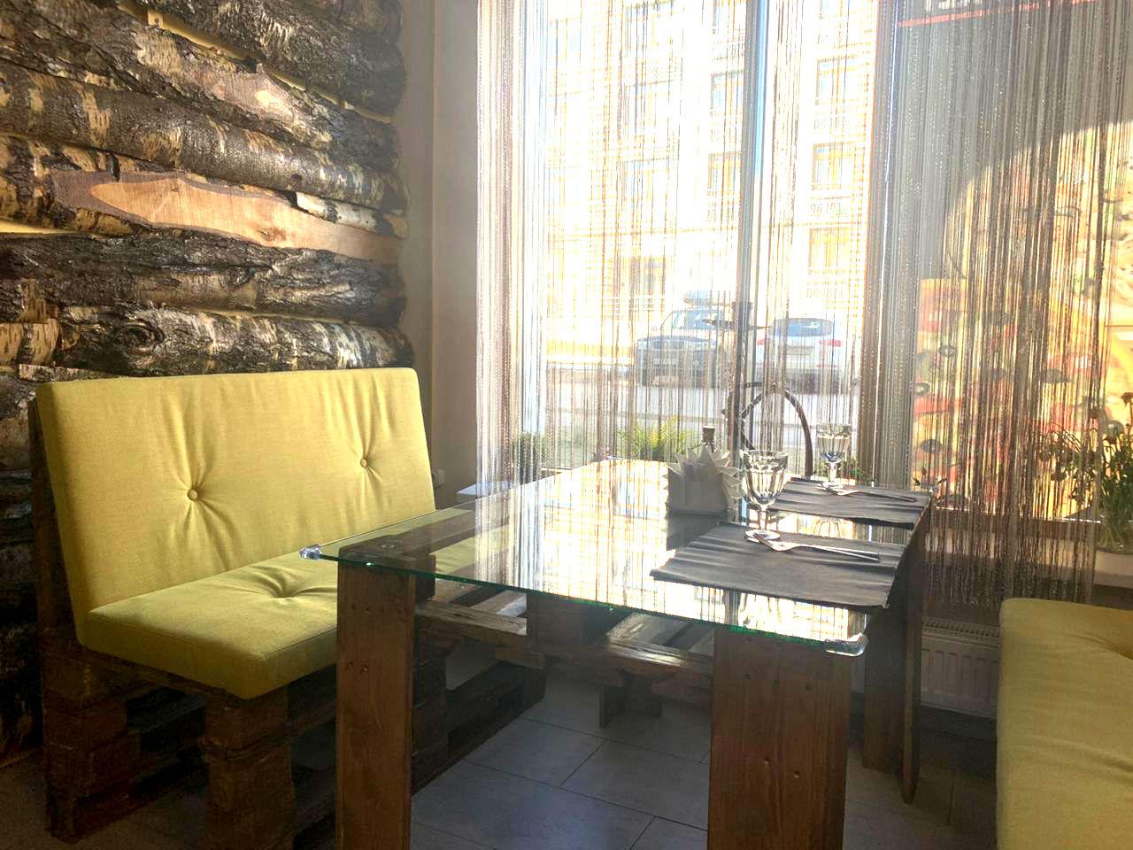 В ЖК «Новогорск Парк» открылось кафе «Березка»