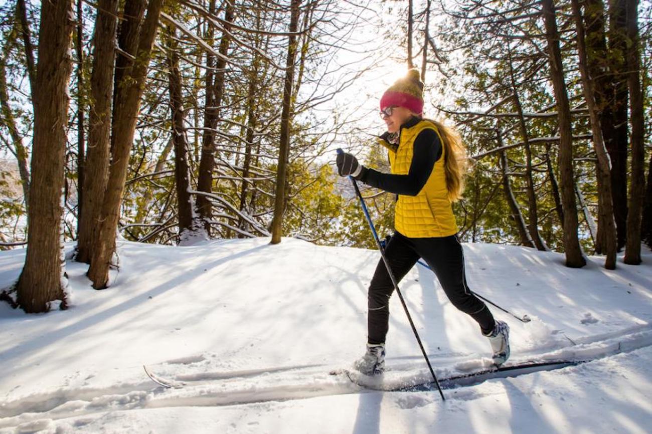 Сама дошла, на лыжах: обзор лучших подмосковных трасс