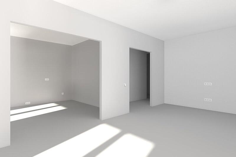 Отделка white box