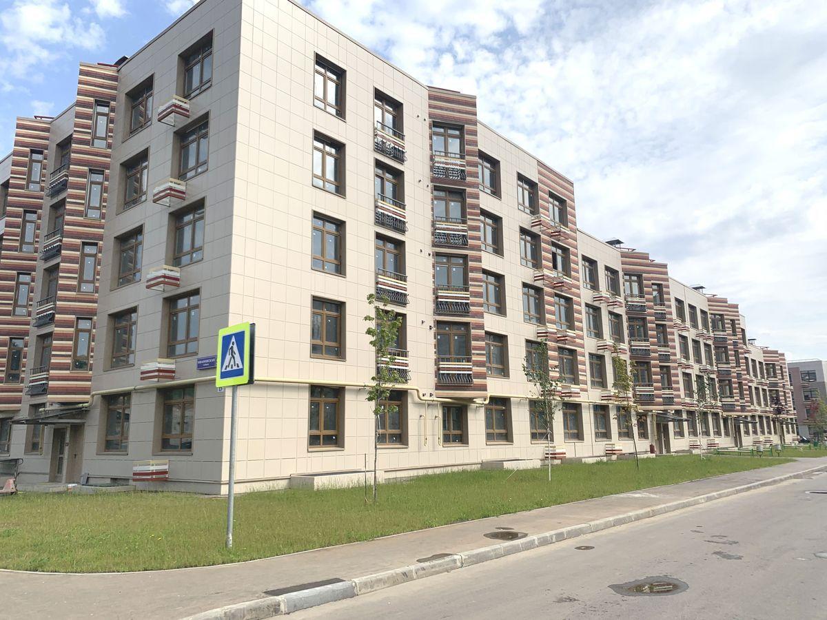 Новогорск Парк: Выдача ключей жителям 5, 6 и 12 кварталов