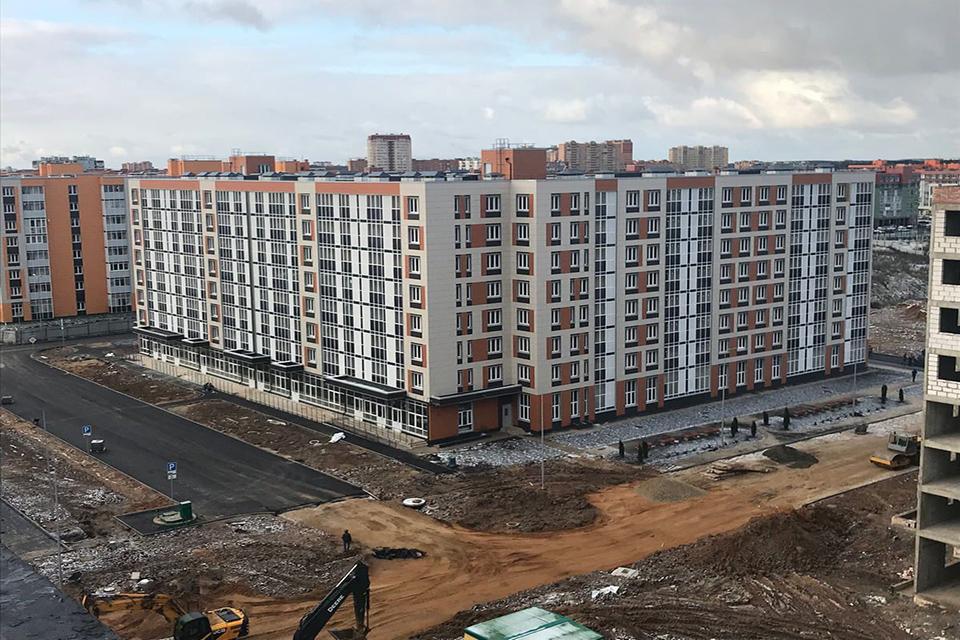 Мкр. «Красногорский»: ход строительства