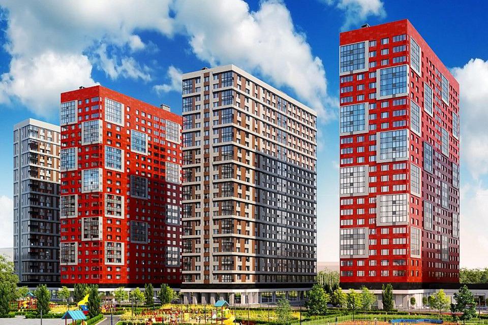 ЖК «Парк Легенд»: последние квартиры в продаже!