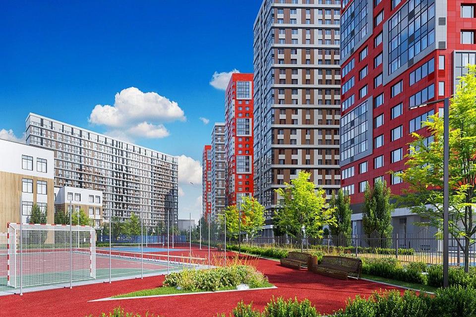 ЖК «Парк Легенд»: последние квартиры в готовых домах!