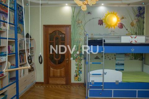 Дизайн-проект: уютная детская комната для 4 детей
