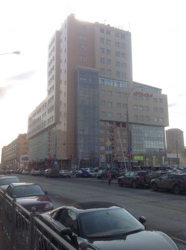 Продажа коммерческой недвижимости в бизнес-центре в районе Выхино-Жулебино