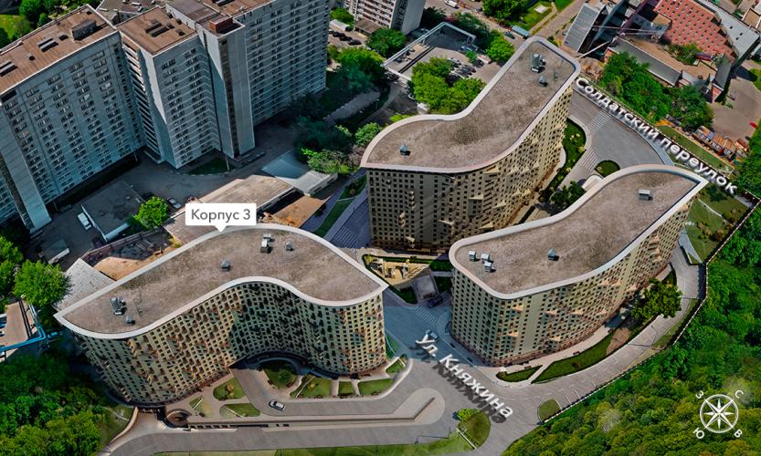 Продажа ПСН в ЖК «Лефорт» в Москве