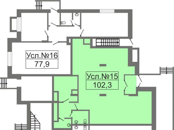 ПСН в ЖК «Лидер Парк Мытищи», 102,3 м2 за 12 276 000 руб.