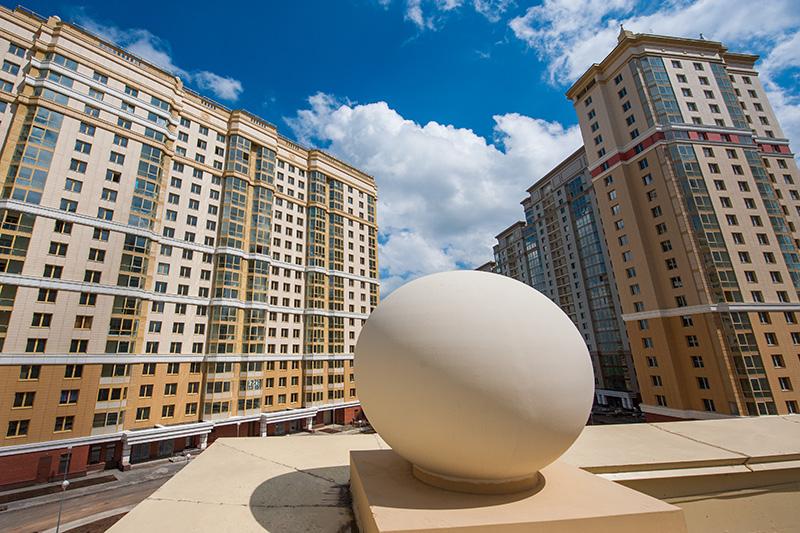 НДВ: «Среднеруский банк» аккредитовал 1-ю очередь мкр. «Красногорский» по военной ипотеке