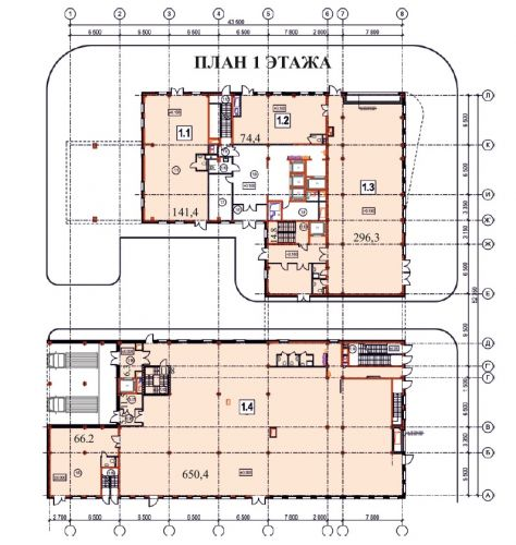 ПСН в жилом доме «Комплекс апартаментов Nord», 141,4 м2 за 21 210 000 руб.