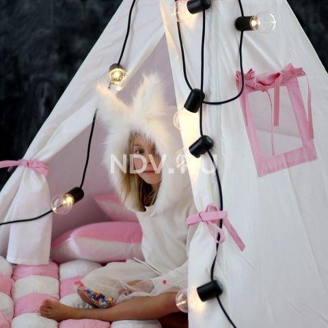 Место для детской: 7 компактных идей для любой квартиры