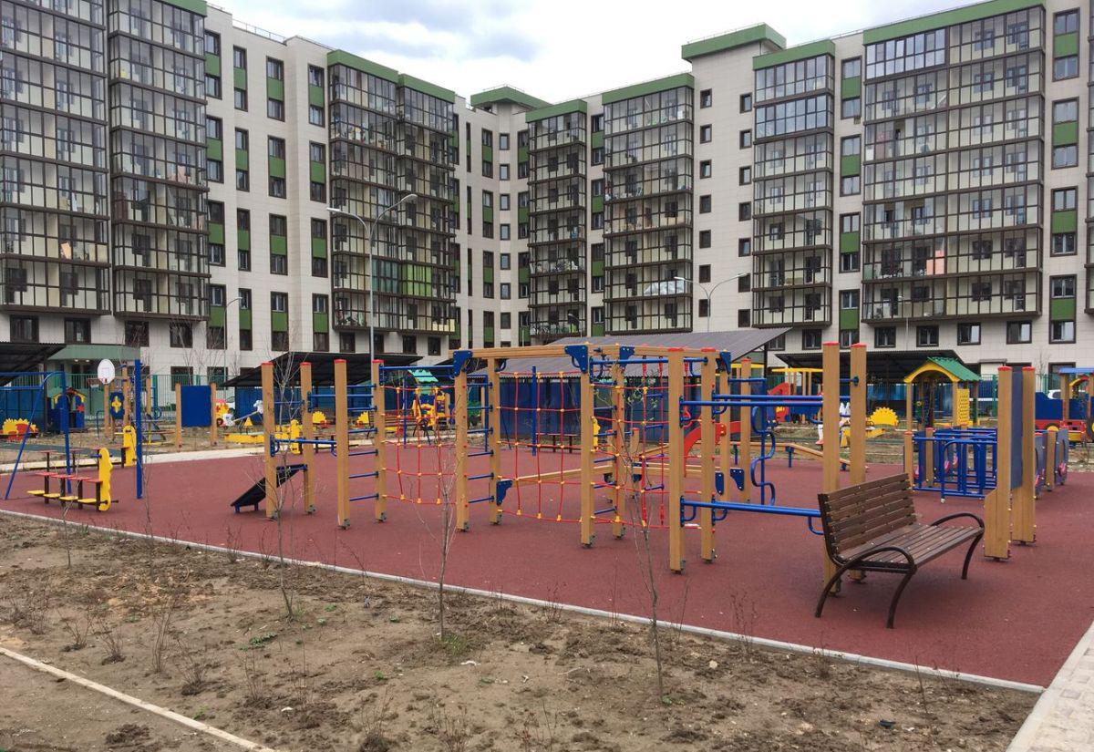 Завершено благоустройство детского сада