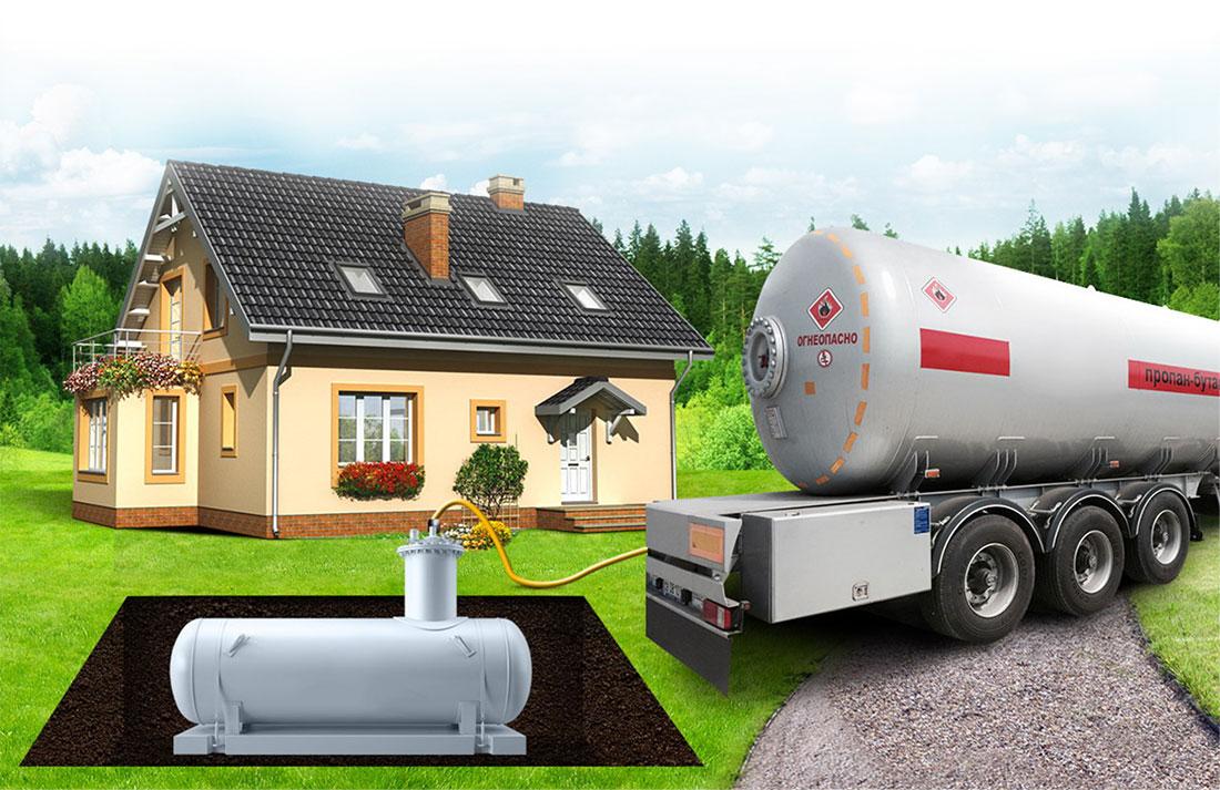 Бесплатный газ к вашему дому