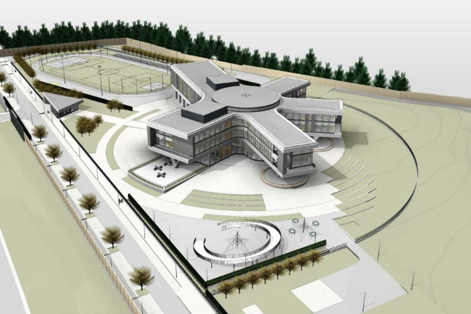 Рядом с ЖК «Сказка» построят новую школу