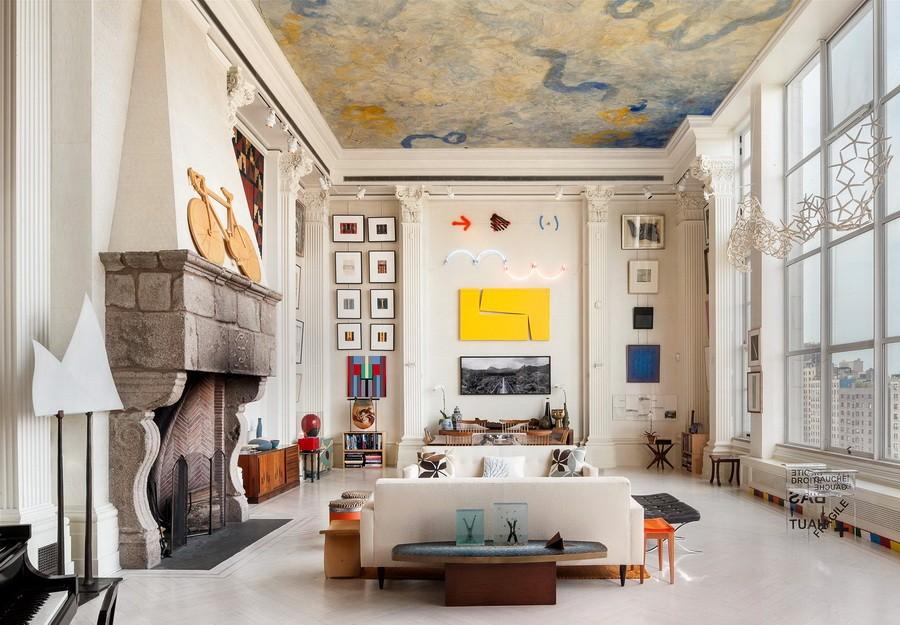 Новостройки: где продаются квартиры с высокими потолками