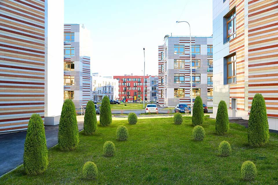 3-й и 4-й корпусы ЖК «Новогорск-Парк» поставлены на кадастровый учет