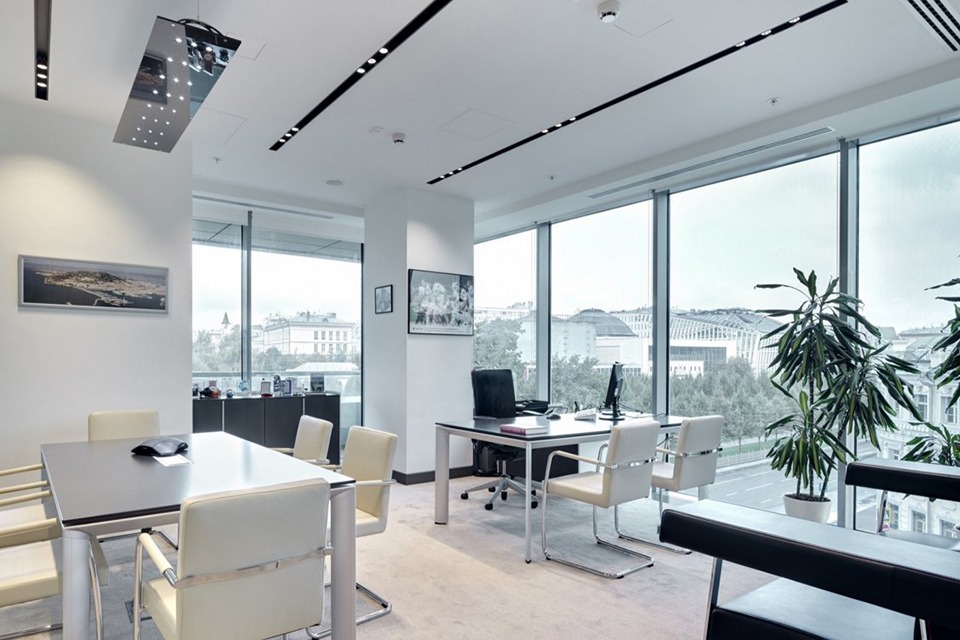 Офисы Новой Москвы привлекают арендаторов