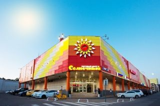 Аренда торговых помещений «ТЦ Солнечный» в районе Солнцево